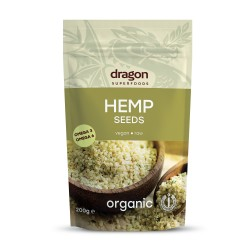 Semillas de cañamo HEMP SEEDS 200g